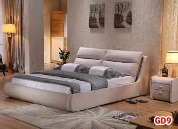 Giường ngủ bọc da GD09