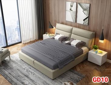 Giường ngủ bọc da GD10