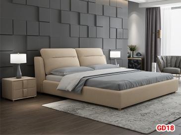 Giường ngủ bọc da GD18