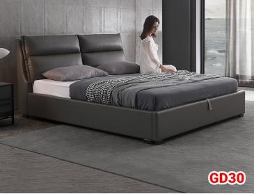 Giường ngủ bọc da GD30