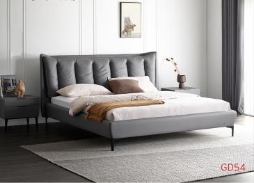 Giường ngủ bọc da GD54