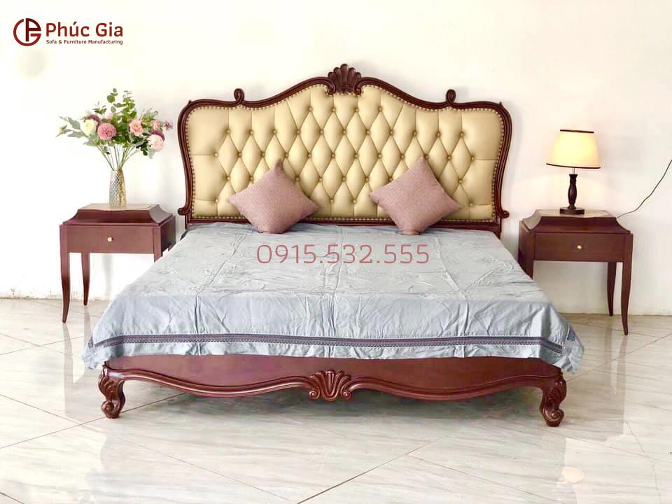 Giường ngủ Hoàng Gia Royal Master