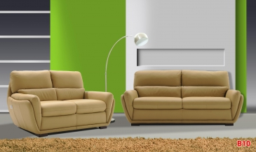 Ghế sofa da phòng khách B10