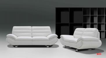 Ghế sofa da phòng khách B09