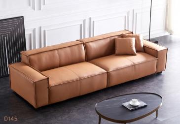 Ghế sofa da D145