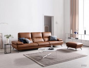 Ghế sofa da D152
