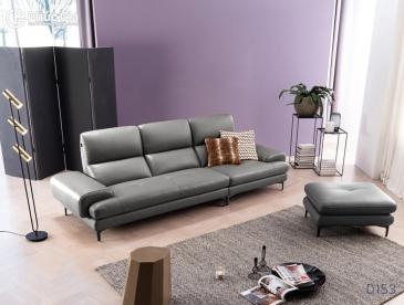 Ghế sofa da D153