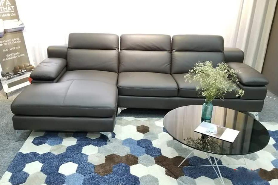 Ghế sofa da D02