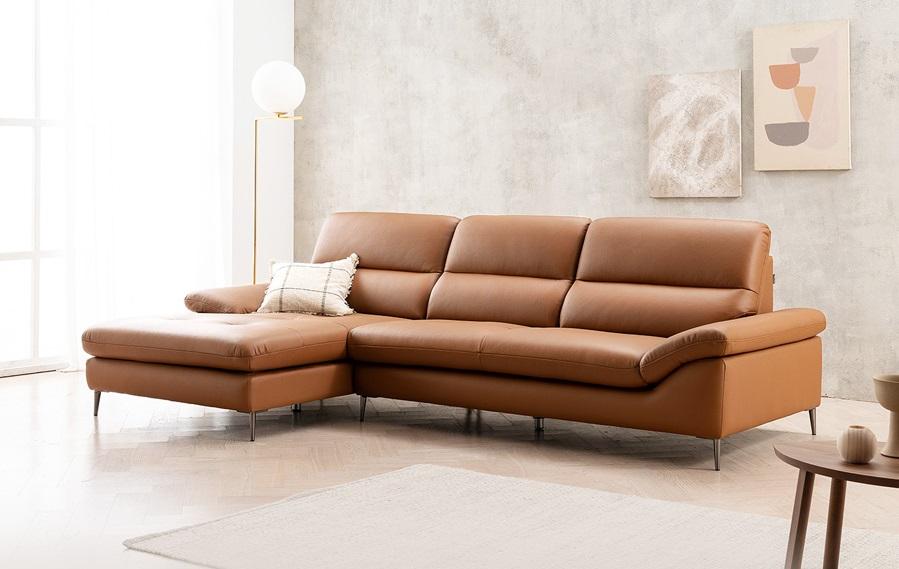 Ghế sofa da D10