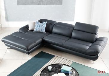 Ghế sofa da D111
