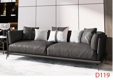 Ghế sofa da D119