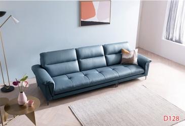 Ghế sofa da D128