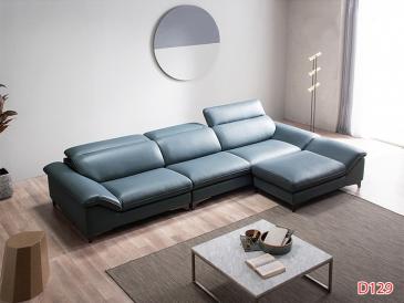 Ghế sofa da D129