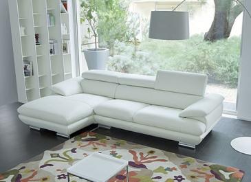 Ghế sofa da D20