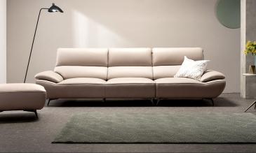 Ghế sofa da D34
