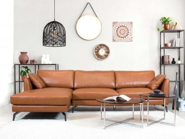 Ghế sofa da D79