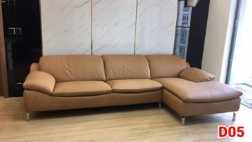 Ghế sofa da D05