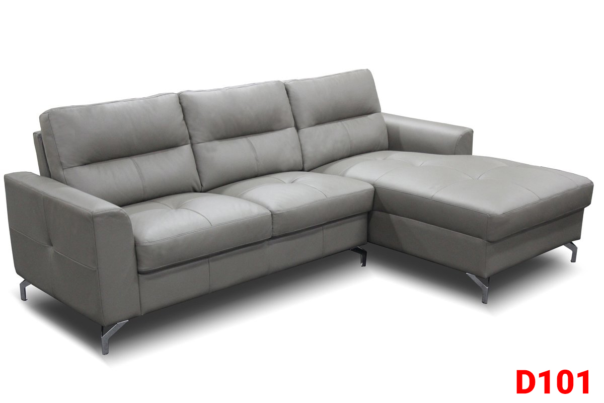 Ghế sofa da D101