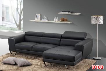 Ghế sofa da D103