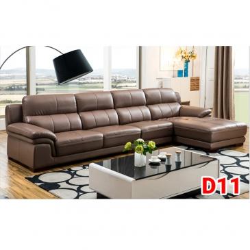 Ghế sofa da D11