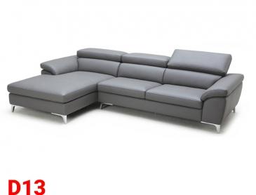 Ghế sofa da D13