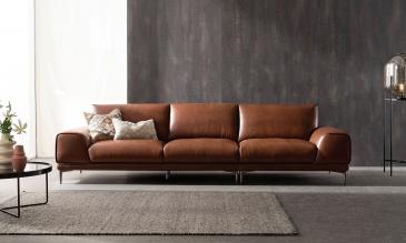 Ghế sofa da D25