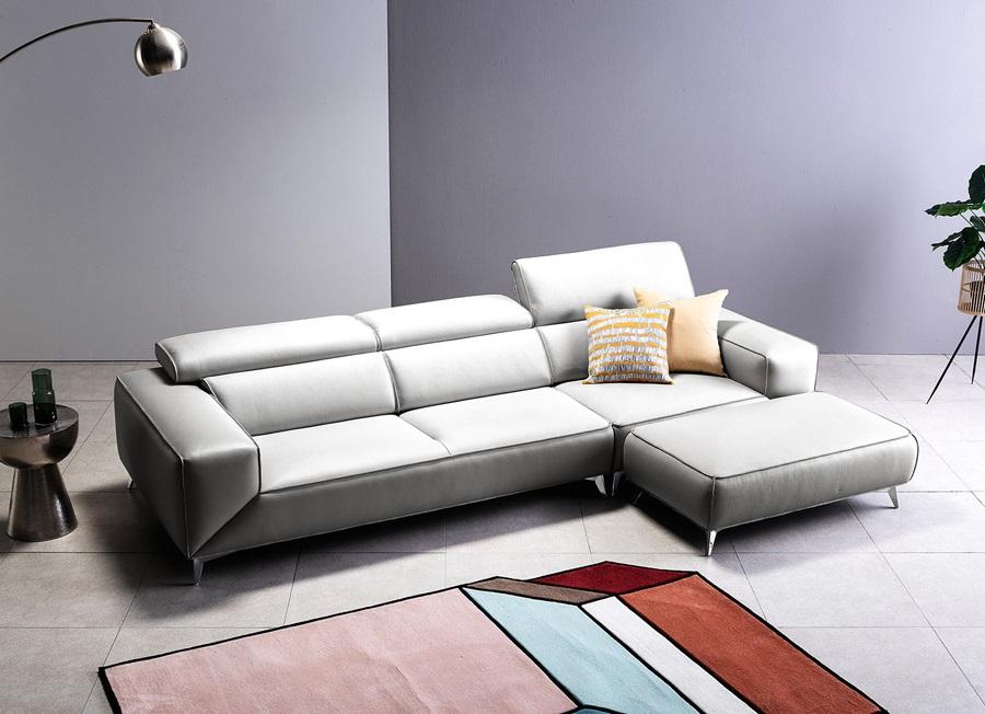 Ghế sofa da D27