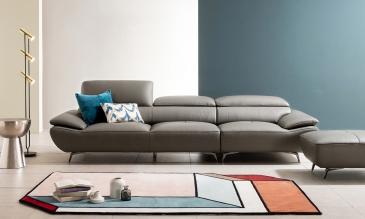 Ghế sofa da D36
