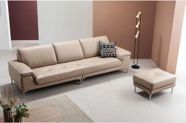Ghế sofa da D37