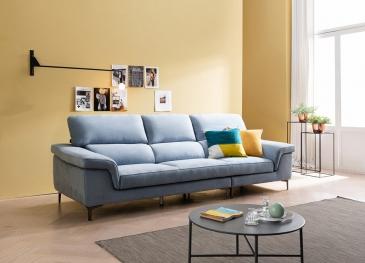 Ghế sofa da D39