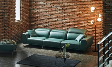 Ghế sofa da D57