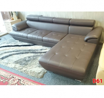 Ghế sofa da D61