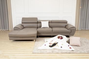 Ghế sofa da D72