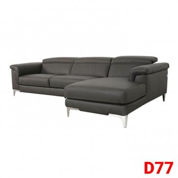 Ghế sofa da D77