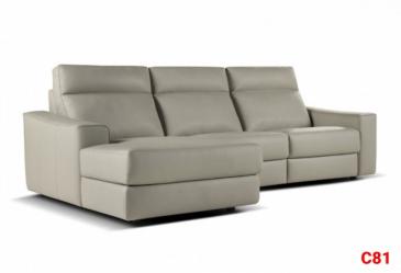 Ghế sofa da D81