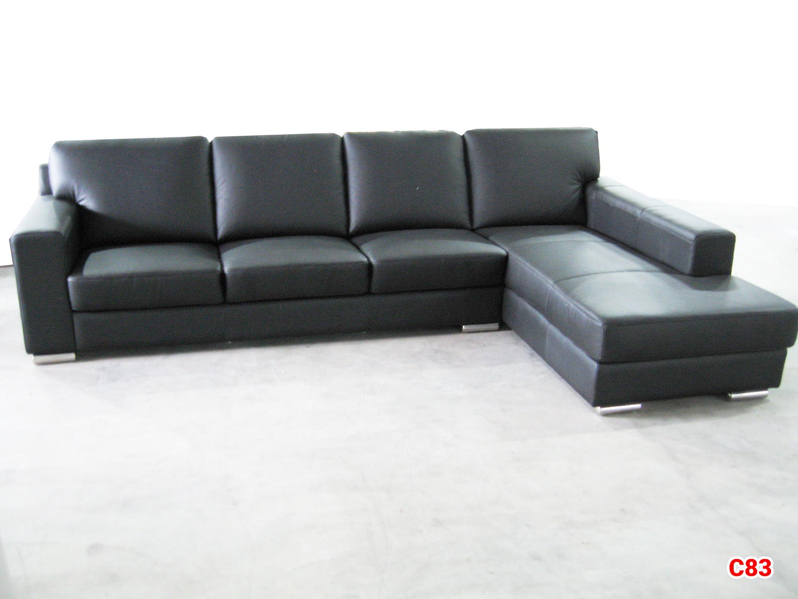 Ghế sofa da D83