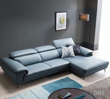 Ghế sofa da D85