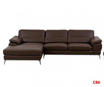 Ghế sofa da D86