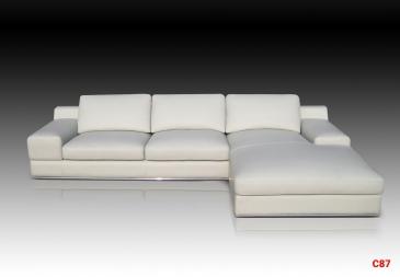 Ghế sofa da D87
