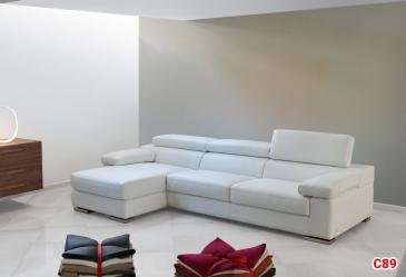 Ghế sofa da D89