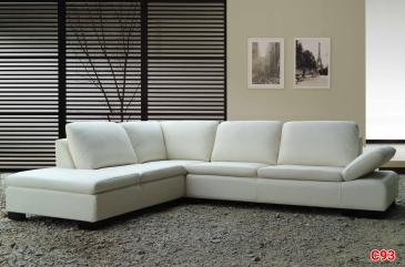 Ghế sofa da D93