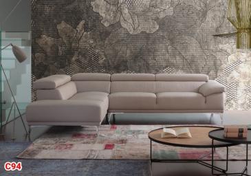 Ghế sofa da D94