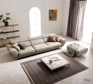 Ghế sofa da D96