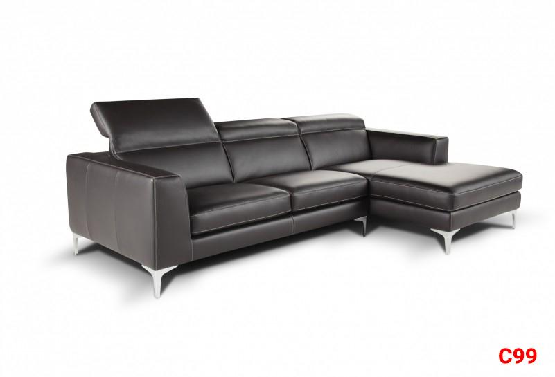 Ghế sofa da D99
