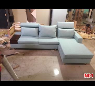 Ghế sofa nỉ N01
