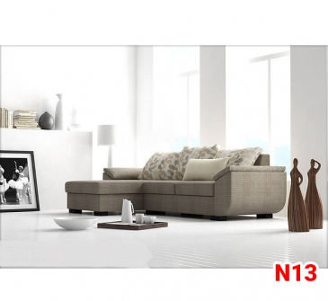 Ghế sofa nỉ N13