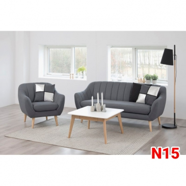 Ghế sofa nỉ N15