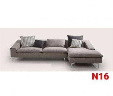 Ghế sofa nỉ N16