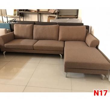 Ghế sofa nỉ N17