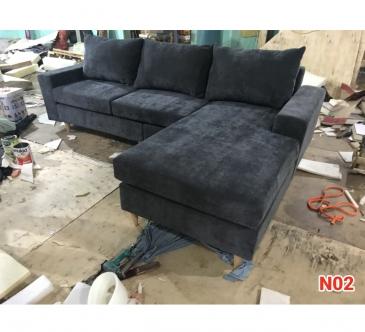 Ghế sofa nỉ N02